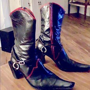 🔥🔥 Gofreddo Fantini boots!